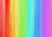 colorful oil painting background with rough brush strokes.
