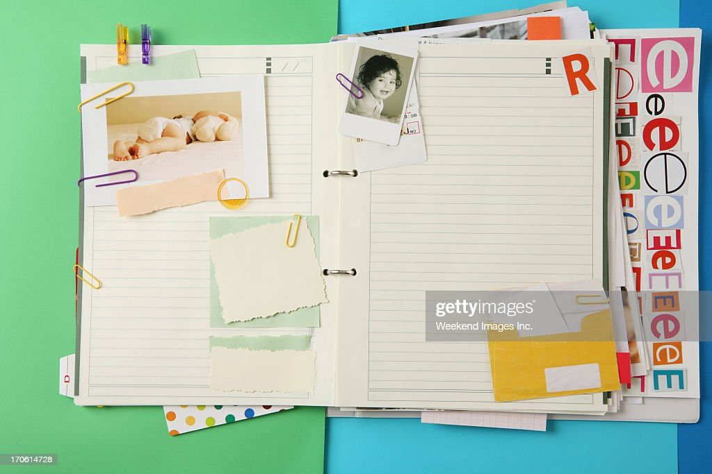 colorful organizer