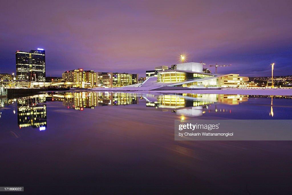 Colorful Oslo