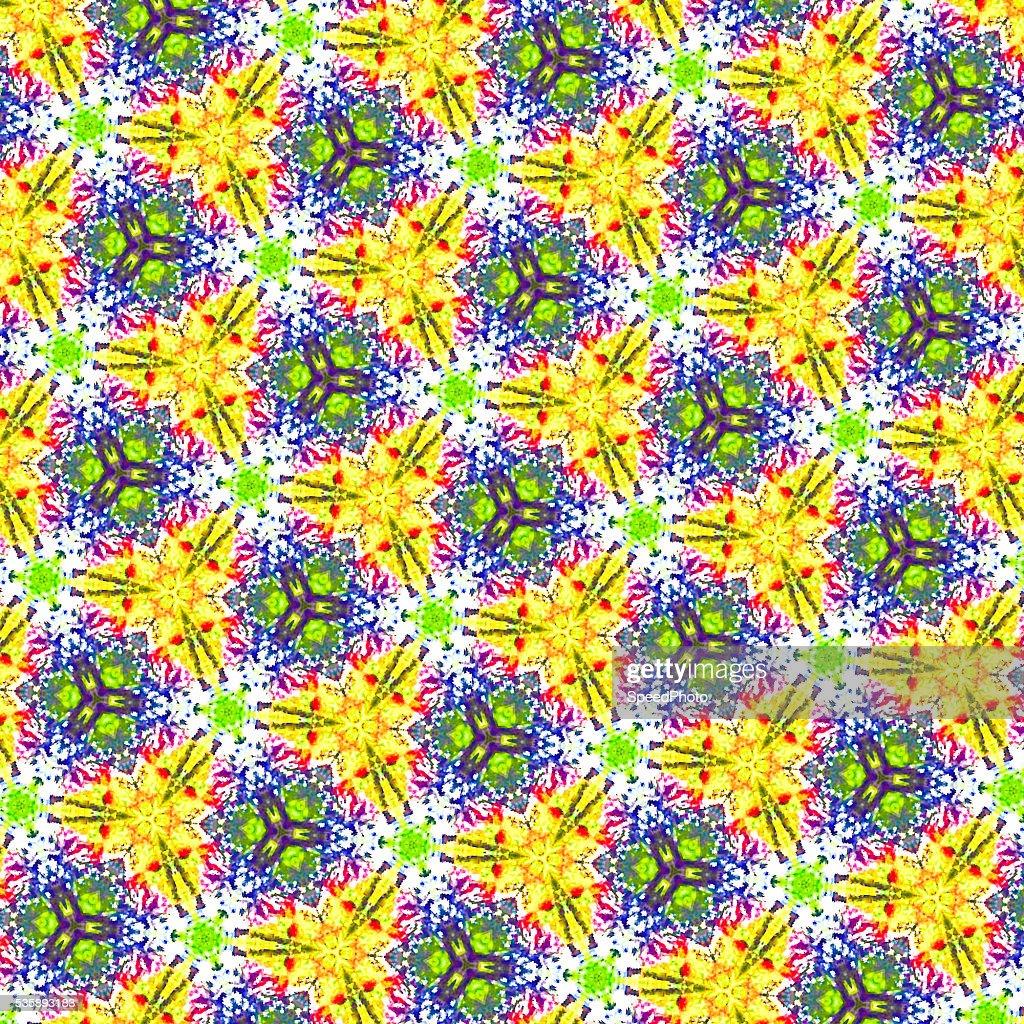Bunte Muster Hintergrund : Stock-Foto