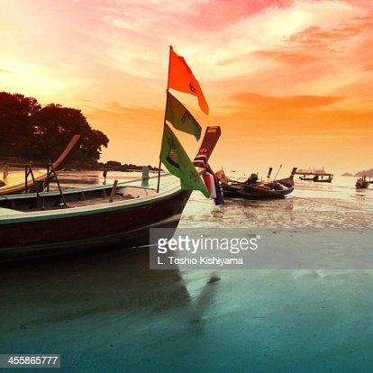Colorful Phuket, Thailand