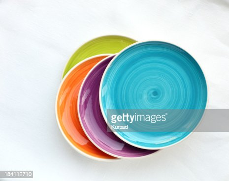 Colorful Plates
