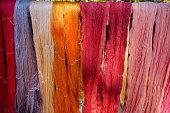Textile, Silk, Thailand, Cotton, Material