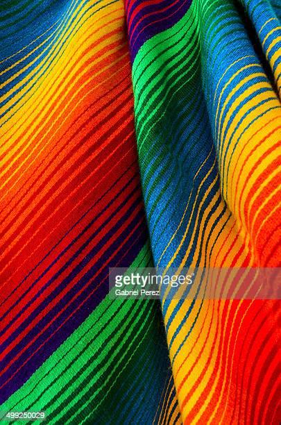 Colorful Saltillo Serape