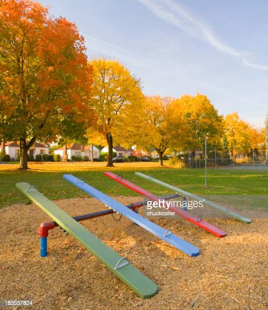 Colorful Seesaws.