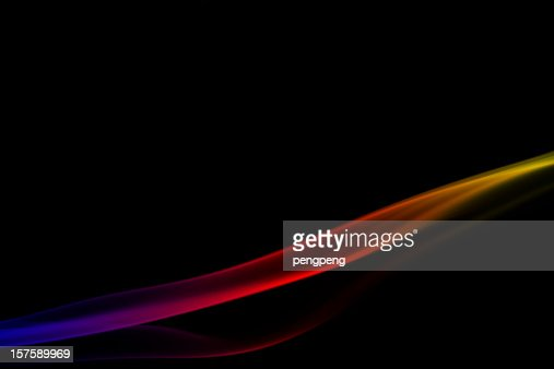 colorful smoke : Stock Photo