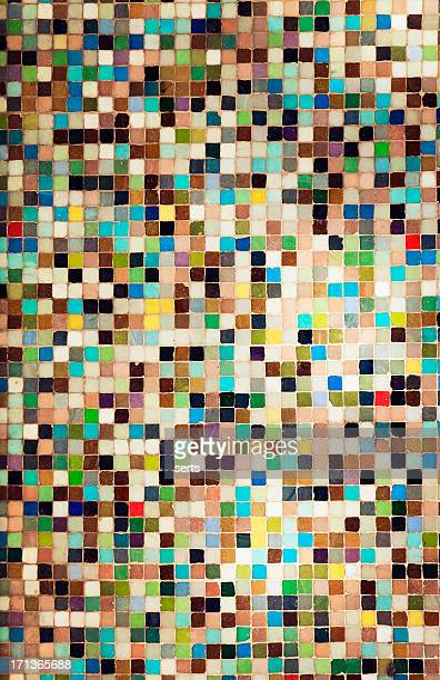 Colorful Tiles Backgrounds