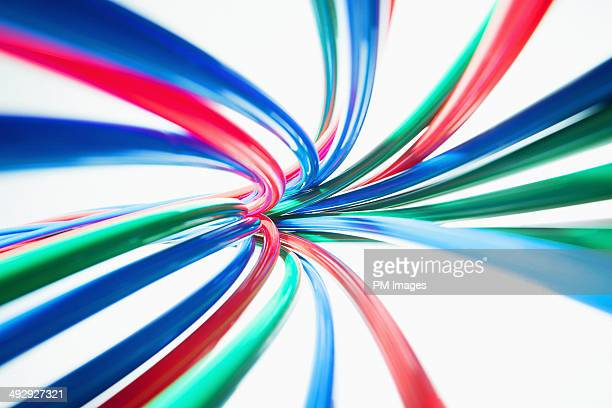 Colorful Tubing