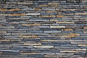 Colorfull Stone Wall for Background