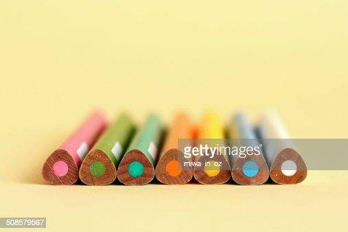 Coloring Pencils : Stockfoto