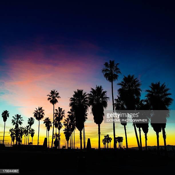 Farben bei Sonnenuntergang