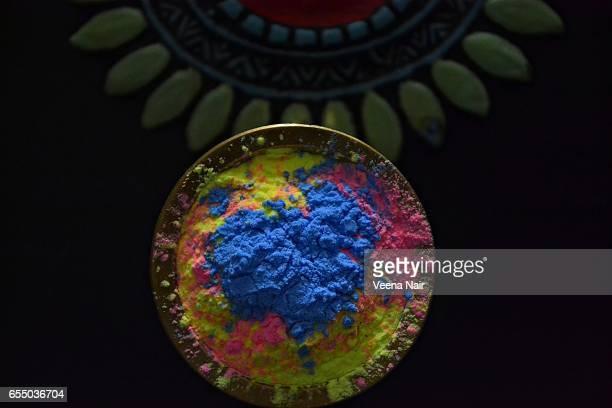 Colors/Festival of colours/Holi/India