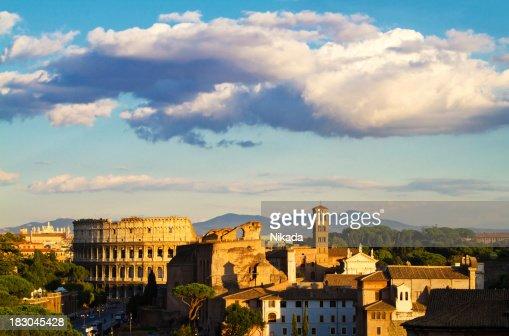 'Coloseum, Rome'