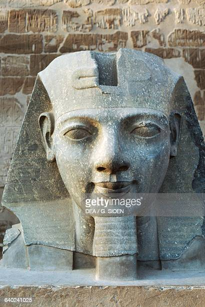 an analysis of the colossal head in ancient egypt The meroe head, so-called because it was found beneath a temple in the ruins of meroe, is the head of a larger-than life statue of gaius julius caesar augustus (better known as augustus caesar) the first emperor.
