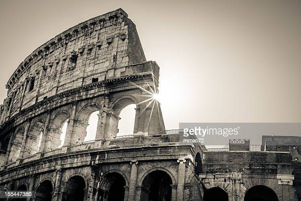 Ancient Roman Architecture Colosseum ancient rome stock photos and pictures | getty images