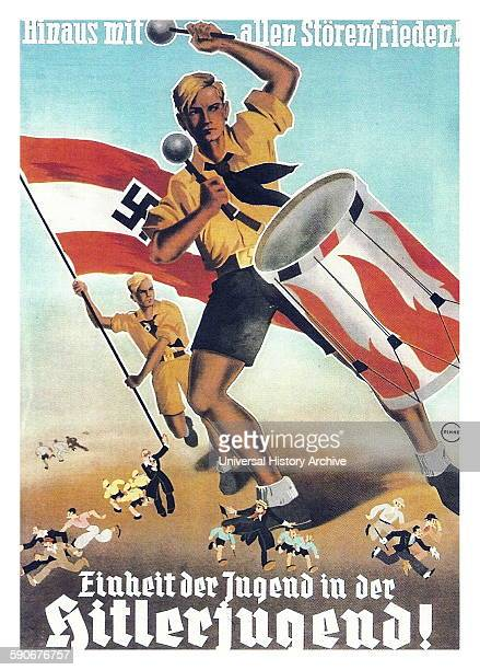 Image result for hitler youth recruitment poster