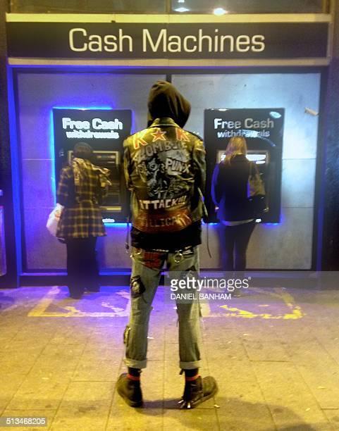 Colour - Menace at the ATM?