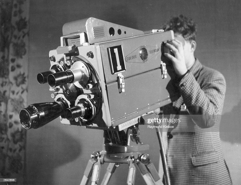 Alexandra palace getty images - Tv in camera ...