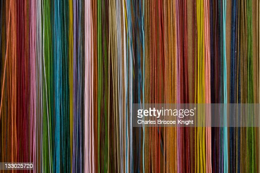 Colour thread : Stock Photo