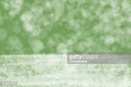 Colourful abstract bokeh design on a black background : Stock Photo