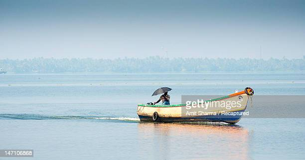 Colourful Backwaters