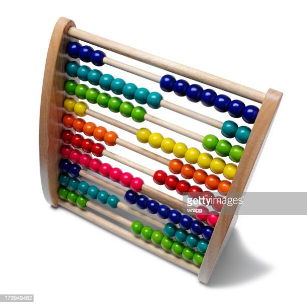 Colourful Beaded Abacus