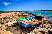 Colourful Boat