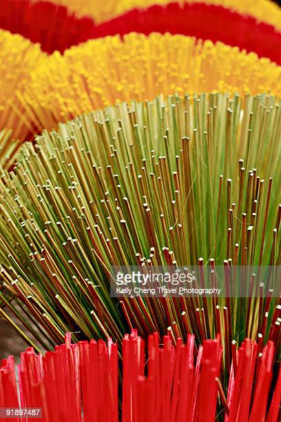 Colourful Incense
