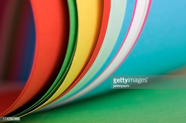 Colourful Paper...
