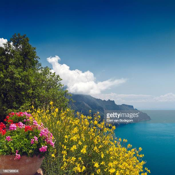 colourful ravello