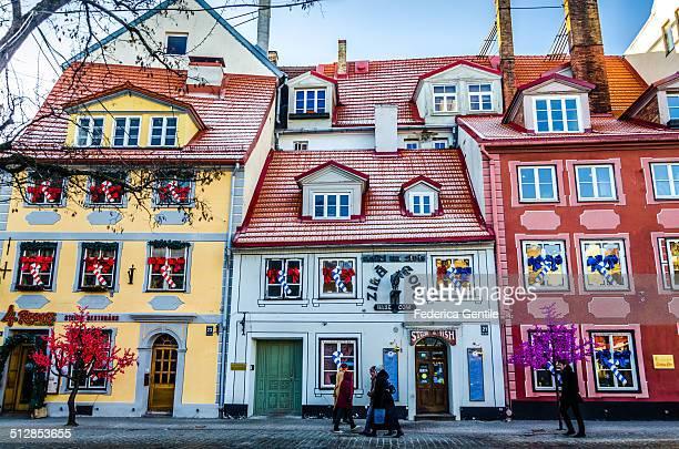 Colourful Riga