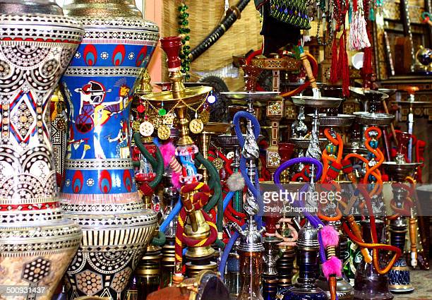 Colourful Shisha/Nargile Water Pipes