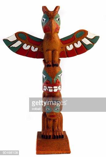 Colourful Totem