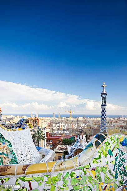 Colours of Barcelona