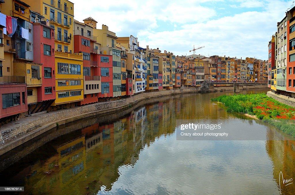 Colours of Girona