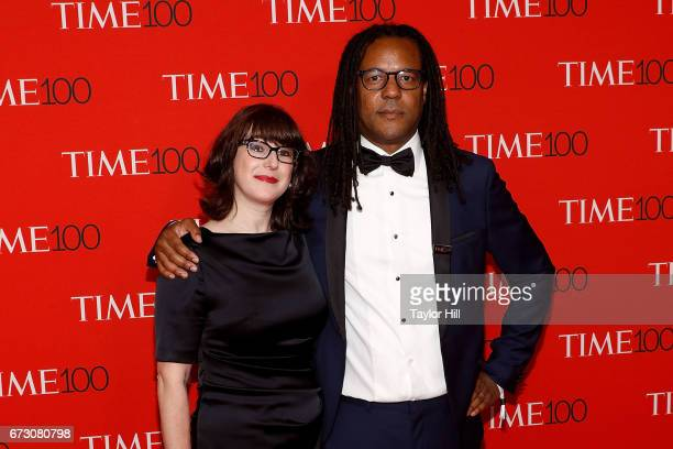 Colson Whitehead attends the 2017 Time 100 Gala at Jazz at Lincoln Center on April 25 2017 in New York City