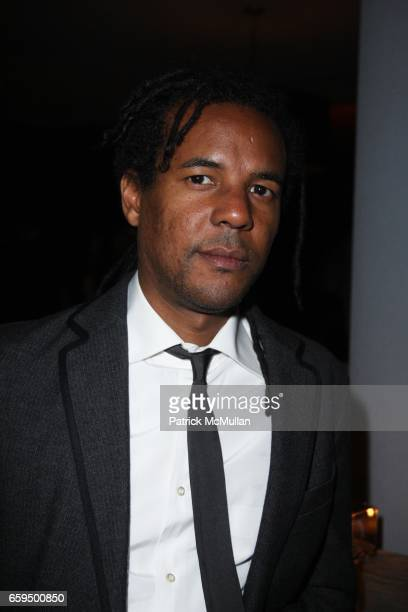 Colson Whitehead attends THE NEW YORKER FESTIVAL PARTY at Cooper Square Hotel on October 17 2009 in New York City