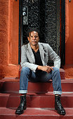Colson Whitehead one of the country's most acclaimed under40 authors has just released his latest novel 'Sag Harbor' is photographed in Los Angeles