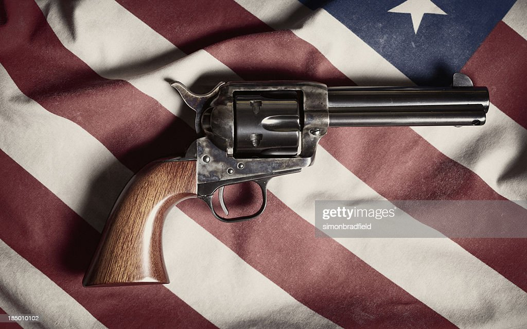 Colt Peacemaker : Stock Photo