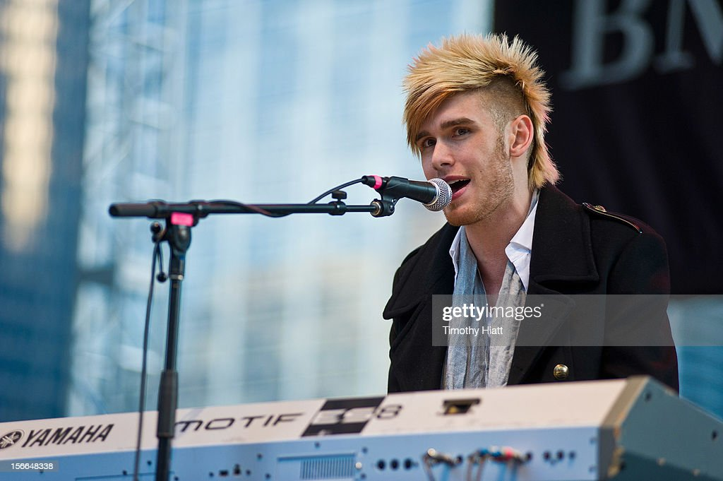 <a gi-track='captionPersonalityLinkClicked' href=/galleries/search?phrase=Colton+Dixon&family=editorial&specificpeople=8953632 ng-click='$event.stopPropagation()'>Colton Dixon</a> attends the 2012 Magnificent Mile Lights Festival on November 17, 2012 in Chicago, Illinois.