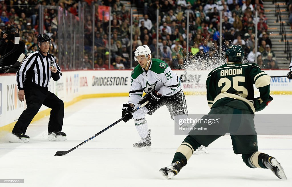 Dallas Stars v Minnesota Wild - Game Three