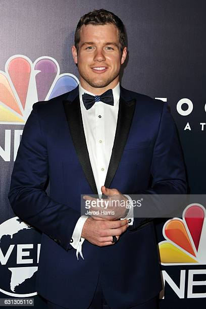 Colton Underwood arrives at NBCUniversal's 74th Annual Golden Globes After Party at The Beverly Hilton Hotel on January 8 2017 in Beverly Hills...