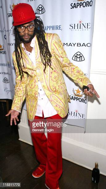 Coltrane Curtis during 2006 MTV Video Music Awards Sapporo Maybach Present Common Famke Janssen's VMA Cookout 2006 at Sky Studios in New York City...