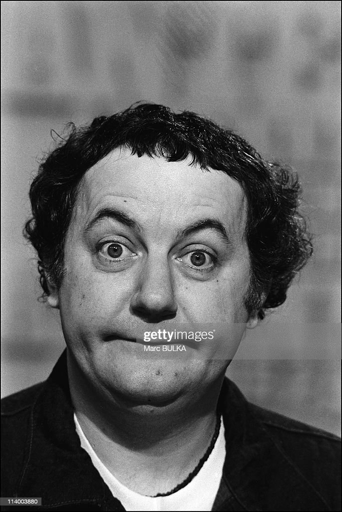 <a gi-track='captionPersonalityLinkClicked' href=/galleries/search?phrase=Coluche&family=editorial&specificpeople=1722539 ng-click='$event.stopPropagation()'>Coluche</a> and Roland Magdane on Antenne 2 In France In March, 1980.