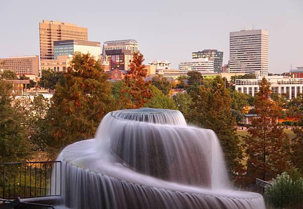 サウスカロライナ州コロンビアの噴水