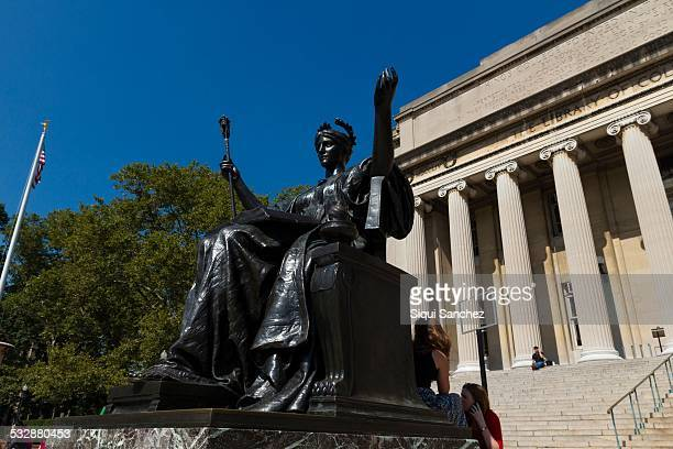 Columbia University New york City NY USA