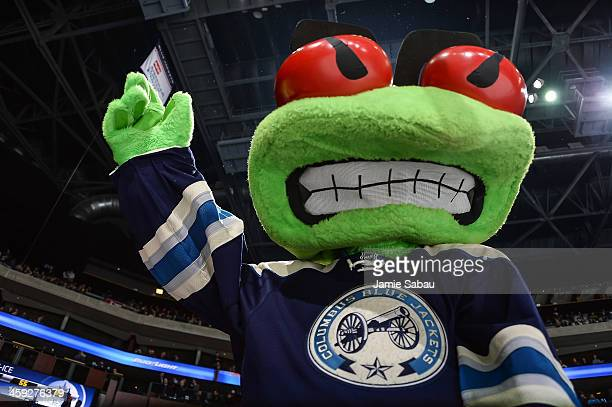 Columbus Blue Jackets Mascot Stock Photos and Pictures | Getty Images