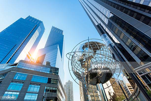 Columbus Circle, Time Warner Center, New York City