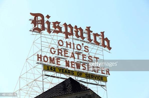 Columbus Dispatch on May 16 2014 in Columbus Ohio