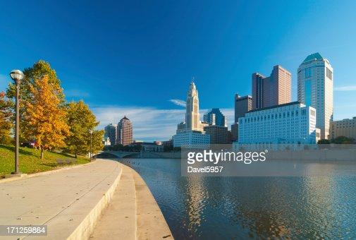 Columbus, OH riverfront